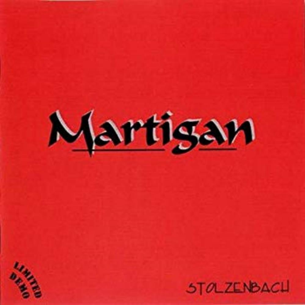 Martigan Stolzenbach album cover