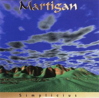 Martigan Simplicius (Maxi CD)  album cover