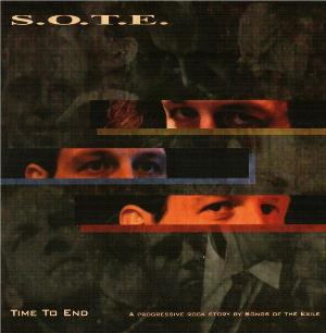 Time To End by S.O.T.E. (SONGS OF THE EXILE) album cover