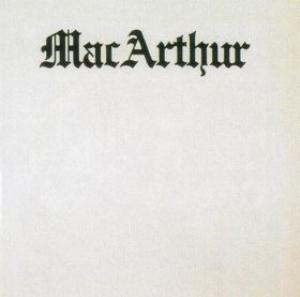 MacArthur - MacArthur CD (album) cover