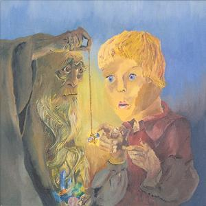 Current 93 Halo album cover