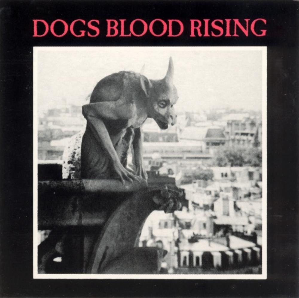 Current 93 Dogs Blood Rising album cover