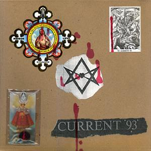 Current 93 A Little Menstrual Night Music album cover