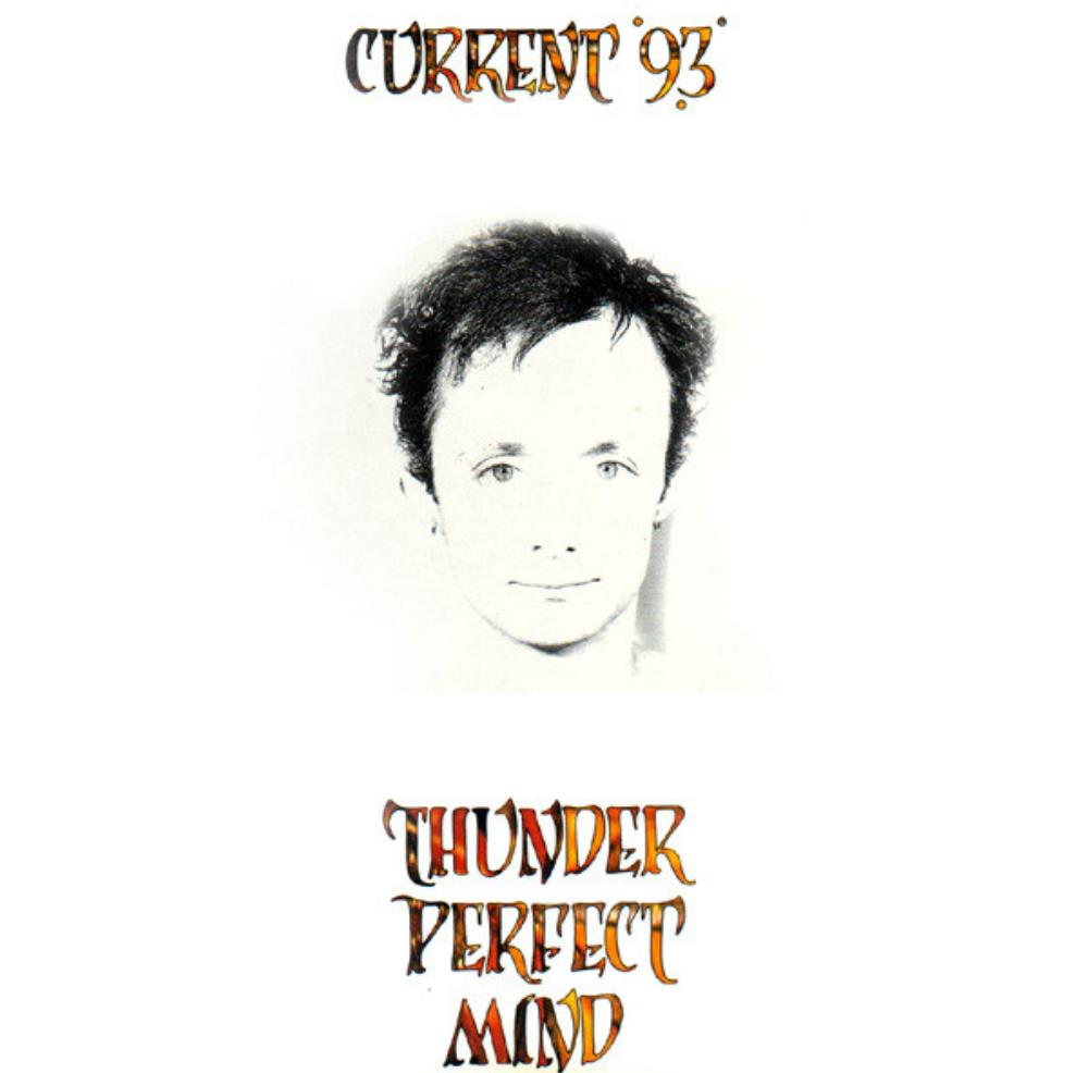 Current 93 Thunder Perfect Mind album cover