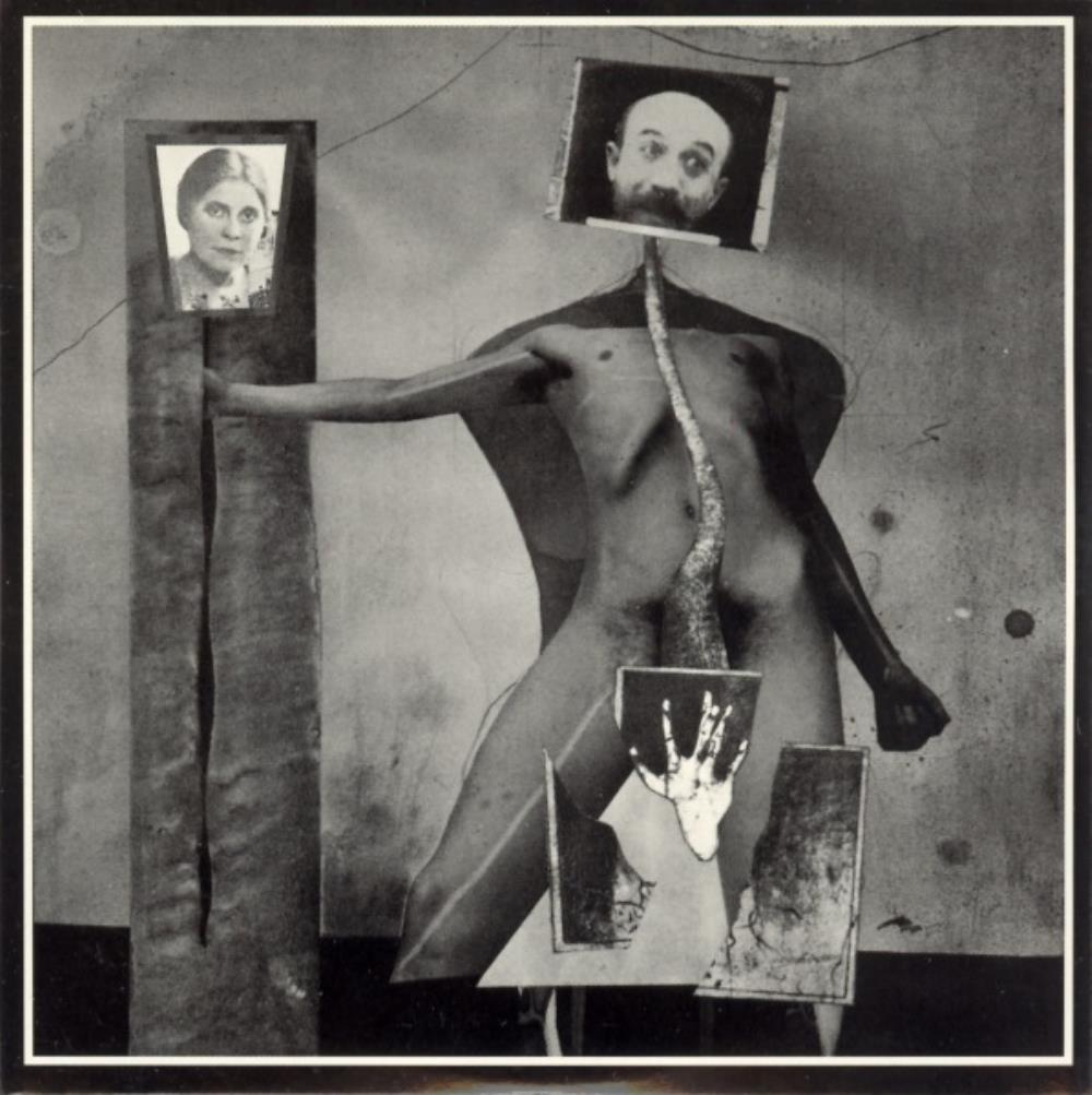 Current 93 Current 93 & Thomas Ligotti: In A Foreign Town, In A Foreign Land album cover
