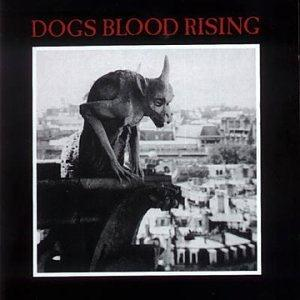 Current 93 - Dogs Blood Rising CD (album) cover