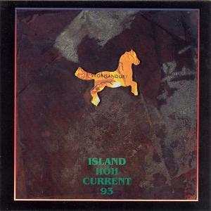 Current 93 Island album cover