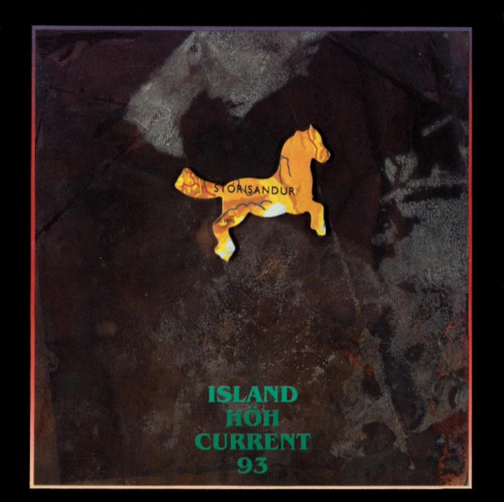 Current 93 - Current 93 & HÖH: Island CD (album) cover