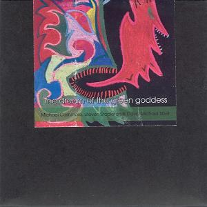 Current 93 The Dream of the Green Goddess album cover