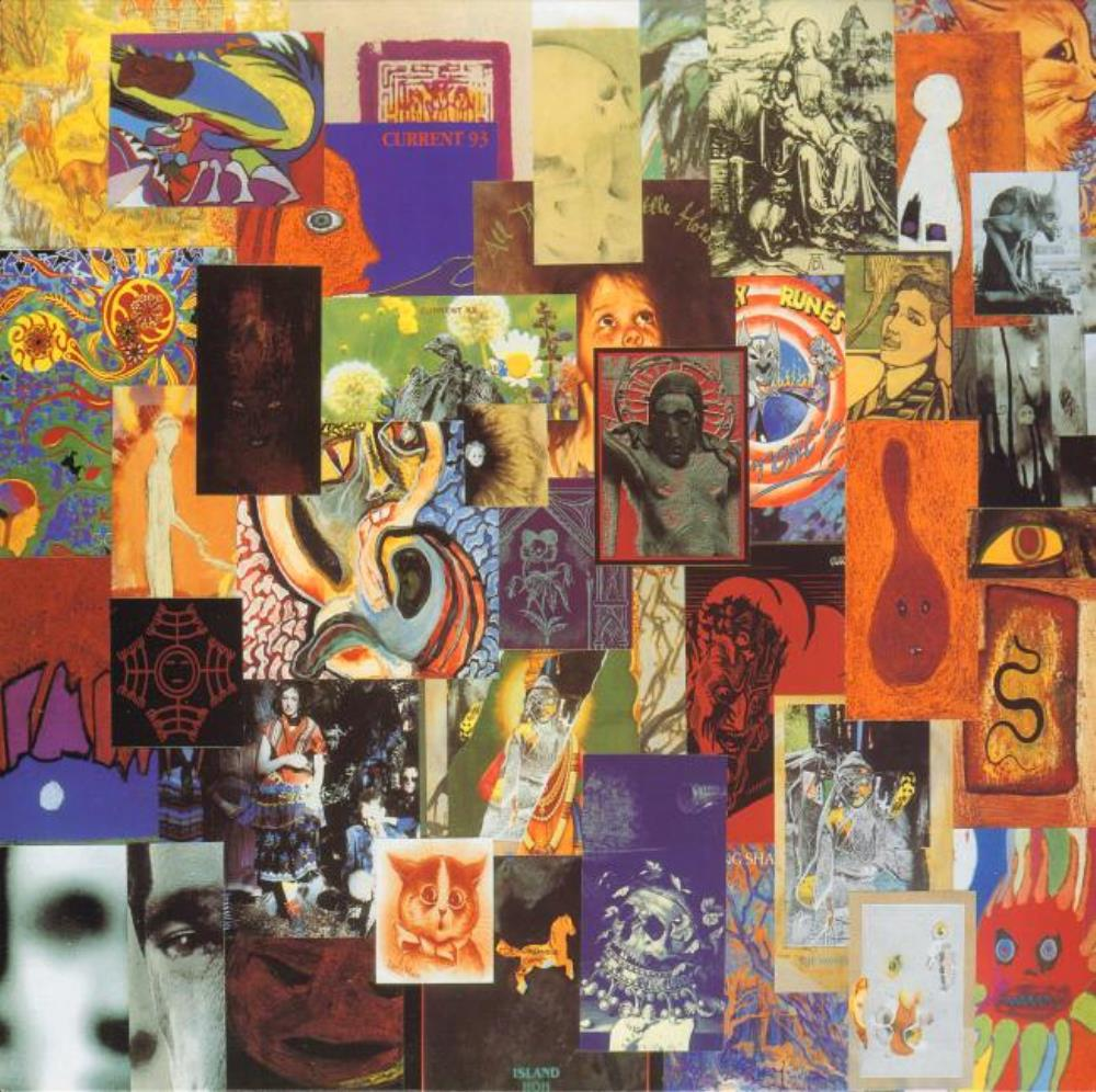 Current 93 The Great In The Small album cover
