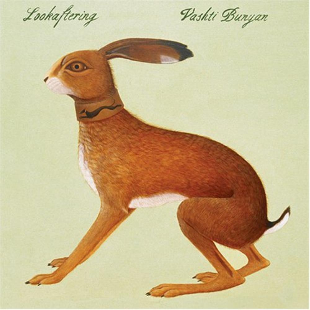 Lookaftering by BUNYAN, VASHTI album cover