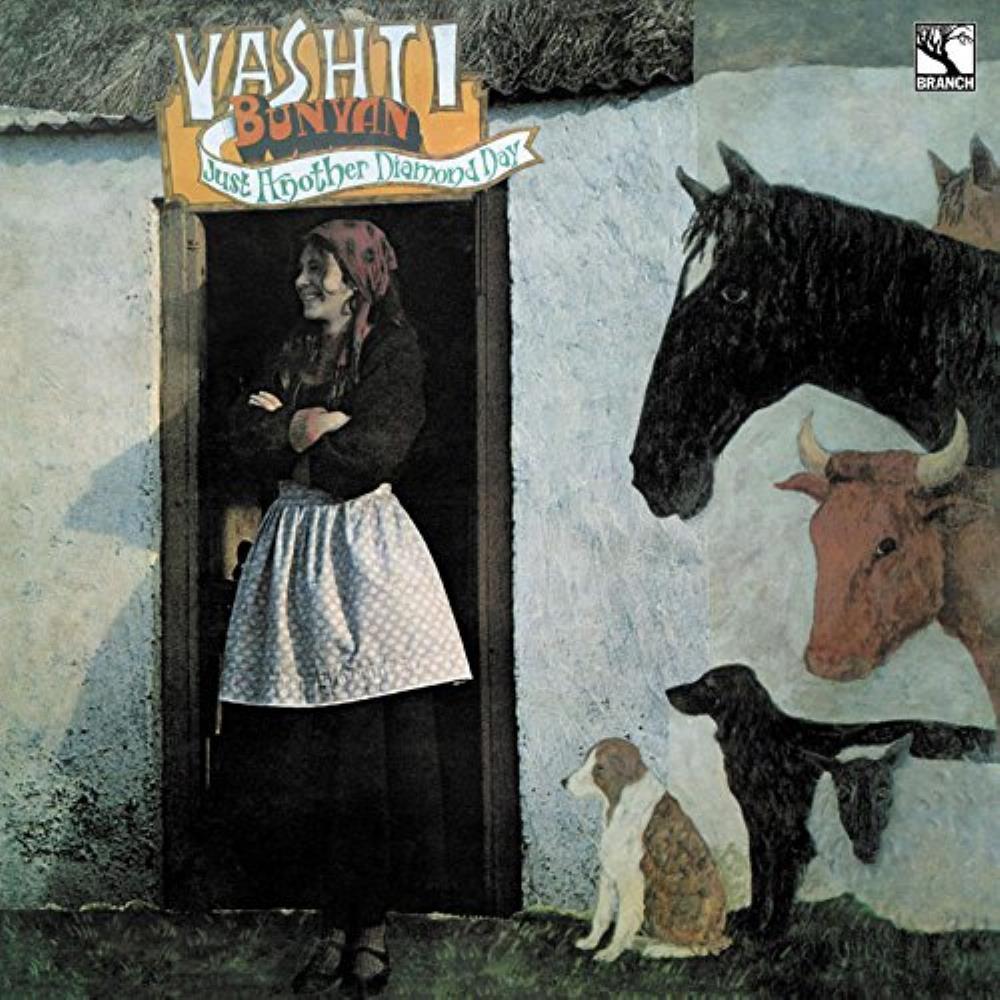 Just Another Diamond Day by BUNYAN, VASHTI album cover
