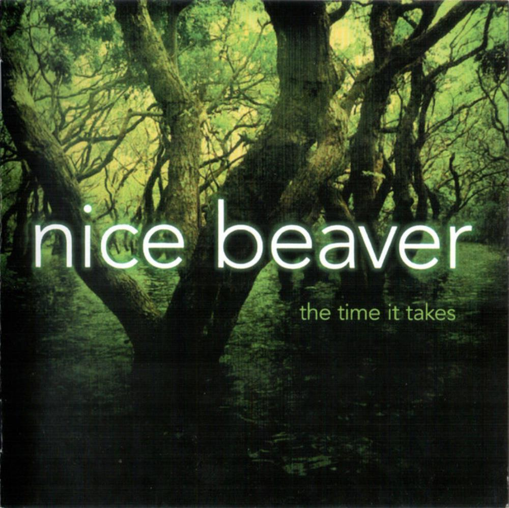 Nice Beaver - The Time It Takes CD (album) cover