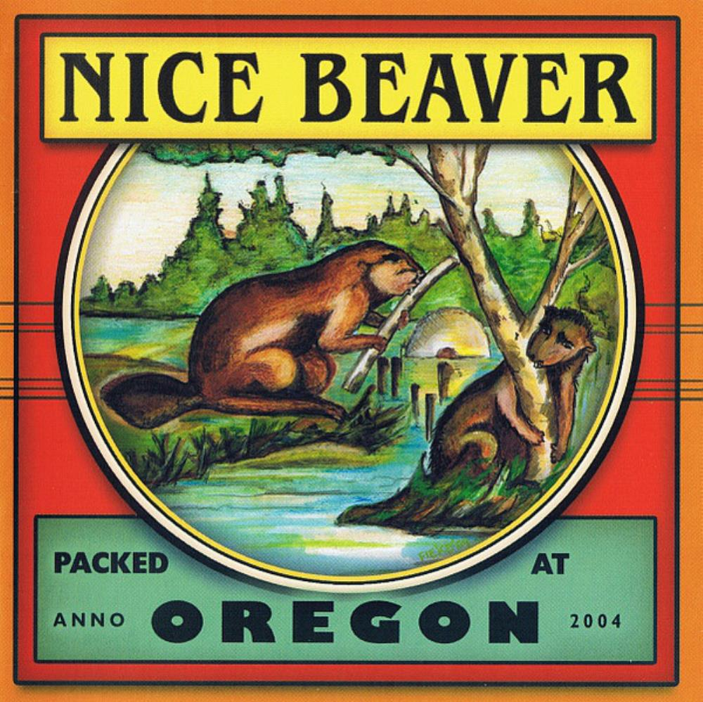 Nice Beaver Oregon album cover