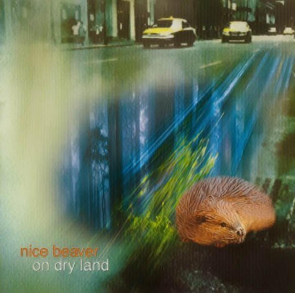 Nice Beaver - On Dry Land CD (album) cover