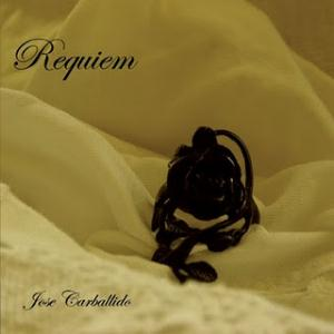 Jose  Carballido Requiem album cover