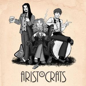 The Aristocrats - The Aristocrats CD (album) cover