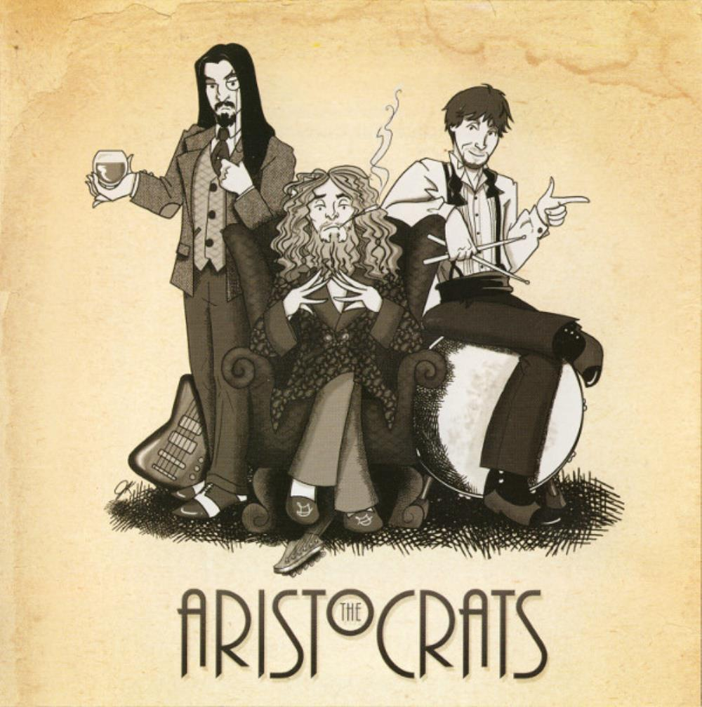 The Aristocrats The Aristocrats album cover