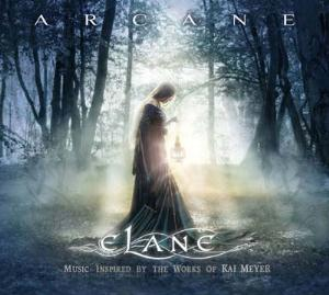 Elane - Arcane CD (album) cover