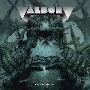 Valborg Crown Of Sorrow album cover
