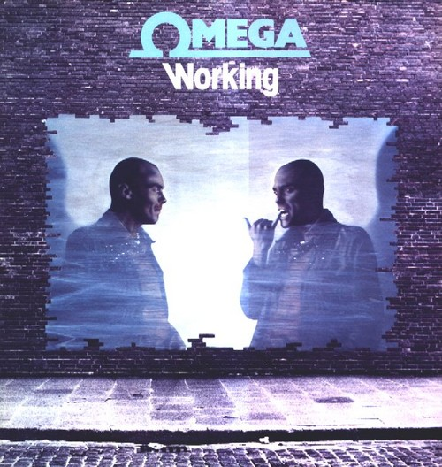 Omega Working album cover
