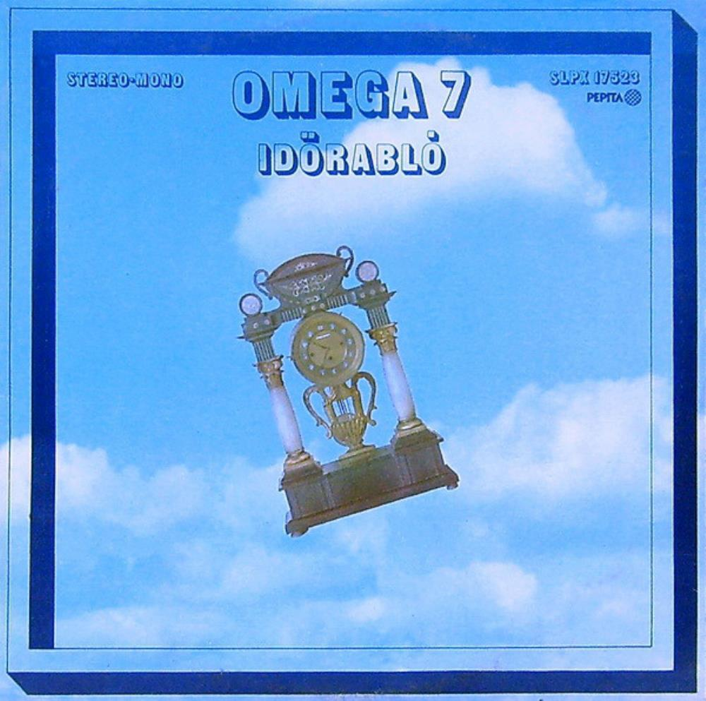 Omega 7 - Időrabló by OMEGA album cover