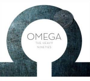 Omega The Heavy Nineties album cover