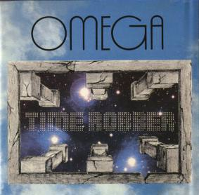 Omega - Time Robber CD (album) cover