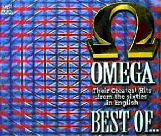 Omega The best of Omega album cover