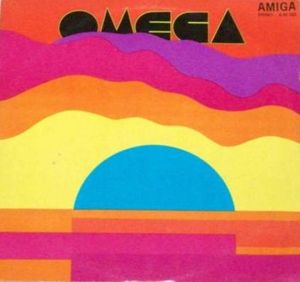 Omega - Omega CD (album) cover