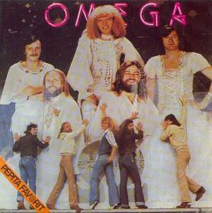 Omega Skyrover (promo single) album cover