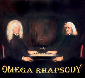 Omega Rhapsody by OMEGA album cover