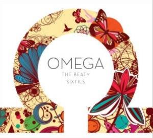 Omega The Beaty Sixties album cover