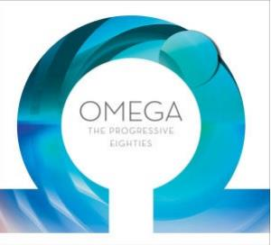 The Progressive Eighties by OMEGA album cover