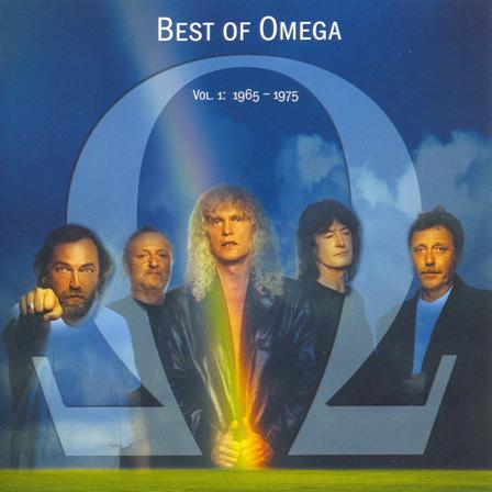 Omega The Best of Omega Vol 1. 1965-75 album cover