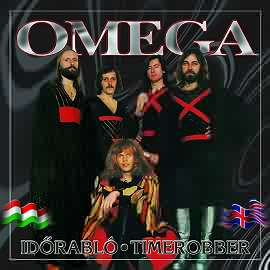 Omega Időrabl� - Time Robber album cover