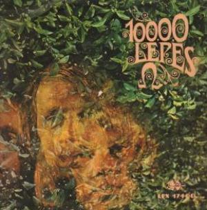 Omega 10 000 lépés (Ω II) album cover