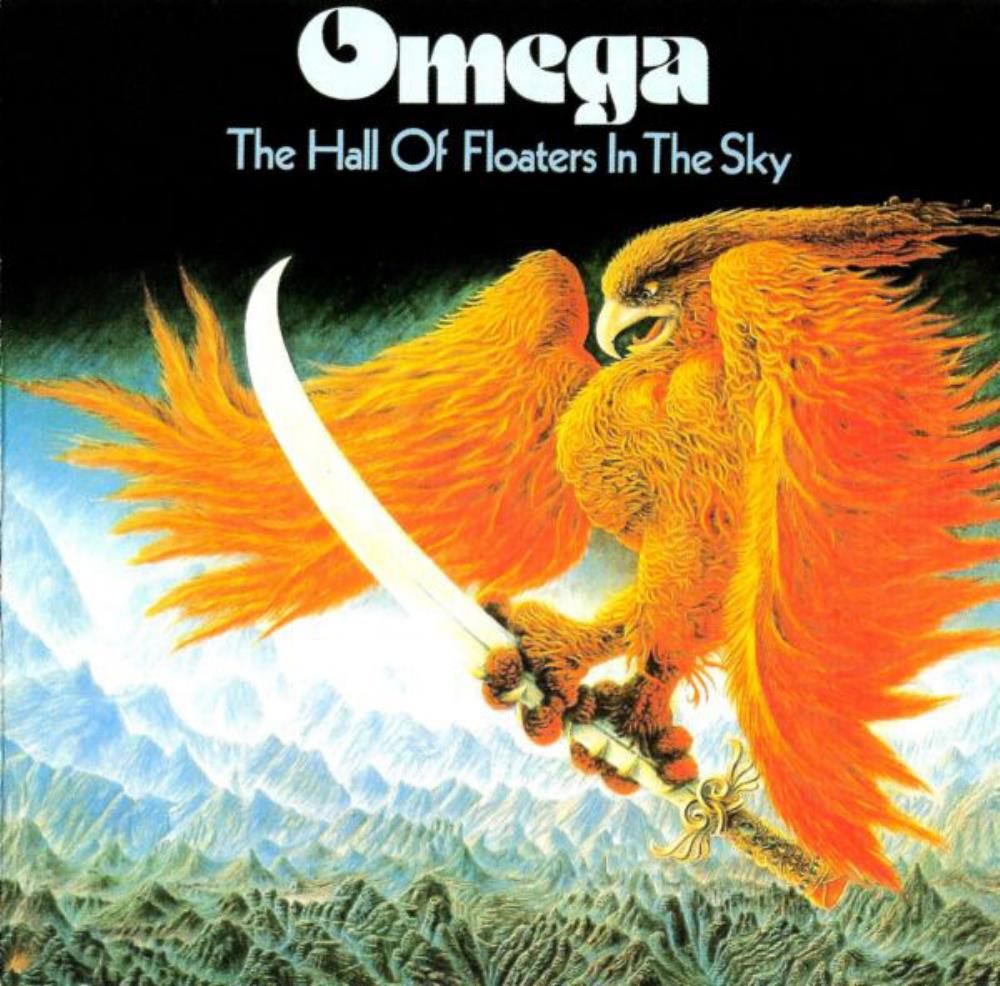 The Hall Of Floaters In The Sky by OMEGA album cover