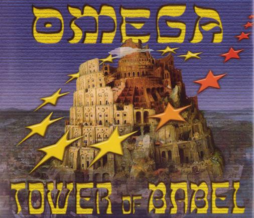 Tower of Babel by OMEGA album cover