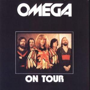 Omega On Tour album cover