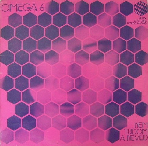 Nem Tudom a Neved (Ω VI) by OMEGA album cover