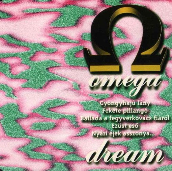 Omega Dream album cover