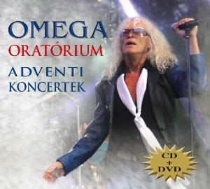 Omega Oratórium - Adventi koncertek album cover