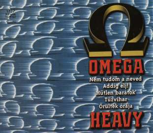 Omega Heavy album cover