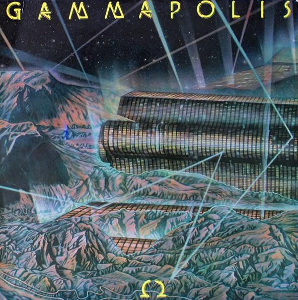 Omega - Gammapolisz (Ω IX) CD (album) cover