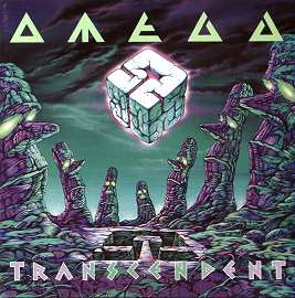 Omega - Transcendent CD (album) cover