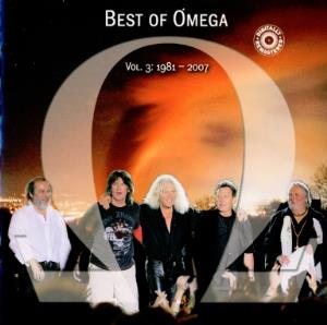 Omega The Best Of Omega Vol 3. 1981-2007 album cover