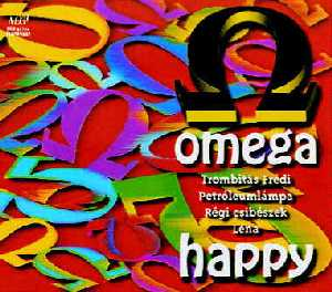 Omega Happy album cover