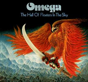 Omega The Hall Of Floaters In The Sky album cover