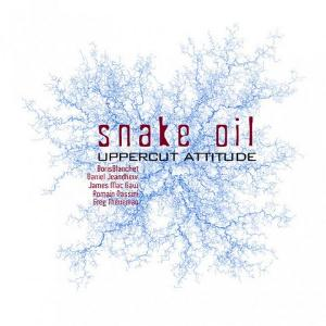 Snake Oil - Uppercut Attitude CD (album) cover